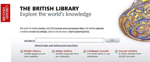 library-british