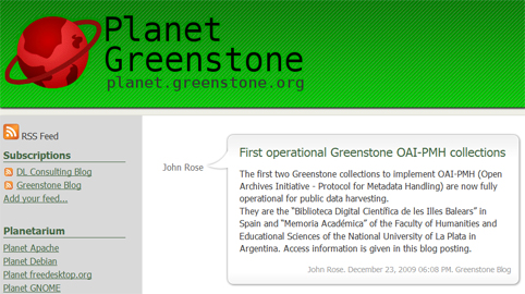  Greenstone 