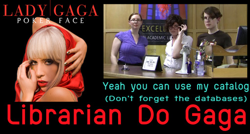librarian-do-gaga