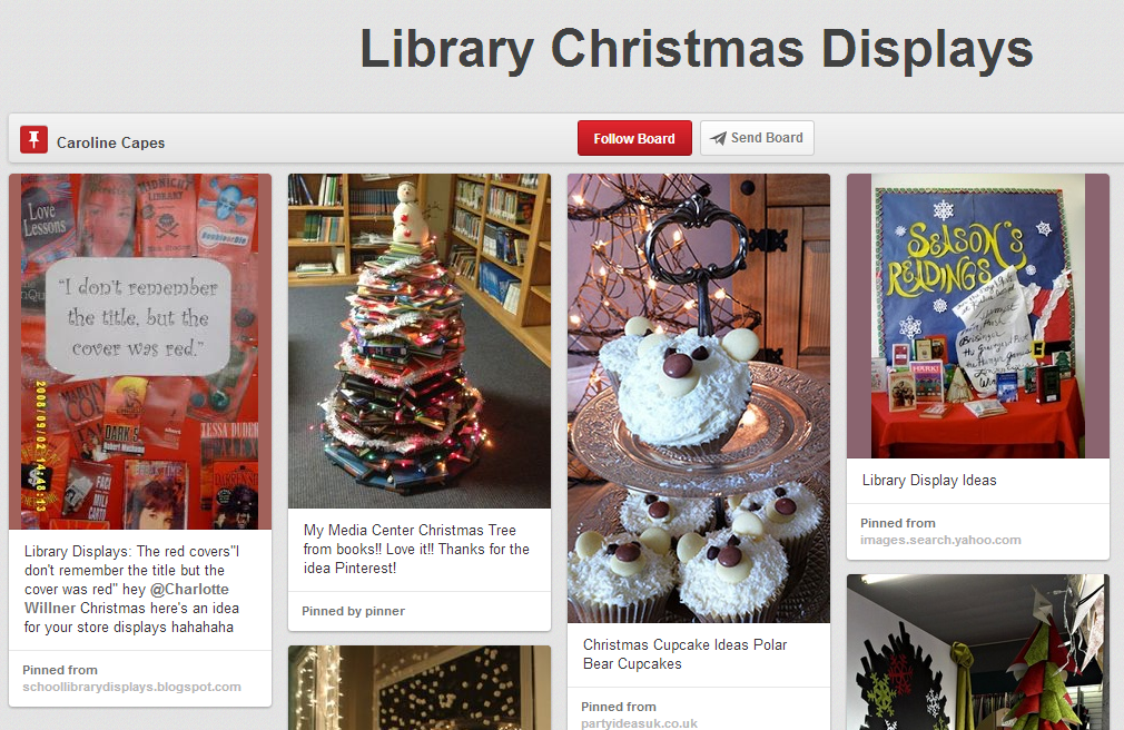 Library Christmas Displays2